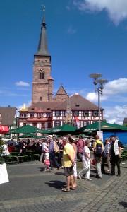 Tag der Franken 2012 in Schwabach