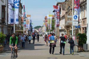 Möglicher Drehort: Comicsalon in Erlangen